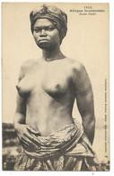 AFRIQUE OCCIDENTALE- Jeune Femme Fanti Seins Nus... - Other