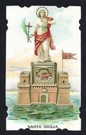 Santino/holycard: S. BERNARDO DEGLI UBERTI - Parma - E - BR - Religione & Esoterismo