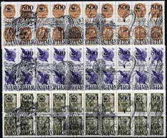 UDMURTIA - 1992 - WWF Birds And Animals, O/p On 60 USSR - Perf 15v Set - Mint Never Hinged - Private Issue - Unclassified