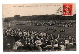 Carte Postale Ancienne - Circulé - Dép. 78 - AUTEUIL - Pelouse Du Champ De Course - Altri Comuni