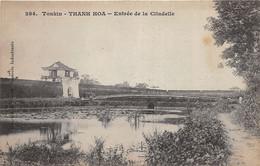 Tonkin - Thanh Hoa - Entrée De La Citadelle - Vietnam