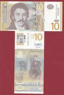 Serbie 10 Dinara 2013 -UNC- (230 Bis) - Serbia