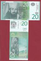 Serbie 20 Dinara 2013 -UNC- (231) - Serbia