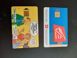 Telecartes De Collection - Lots - Collections