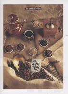 Le Café/Coffee/der Kaffee/il Cffè  Atelier Nouvelles Images (café Cafetière Moulin Tasse Sucre Feuillage) - Other