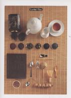 Le Thé/Tea/Der Tee/il Tè - Atelier Nouvelles Images (thé Théière Passoire Tasse Pot Lait Miel) Cp Vierge - Other