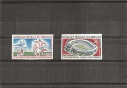 Cameroun - Football - Coupe Du Monde En Angleterre -1966 ( PA 88/89 Non Dentelés XXX -MNH) - Cameroun (1960-...)