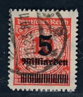 Deutsches Reich Michel Nummer 334B Gestempelt Kurzbefund - Ohne Zuordnung