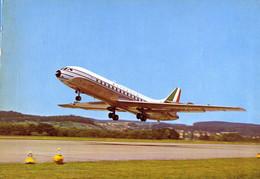Alitalia Caravelle - 1946-....: Modern Era
