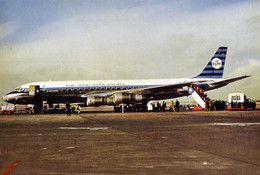 KLM DC 8 - 1946-....: Modern Era