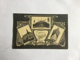 SALUT DE MORESNET BELGE 1907 - Plombières