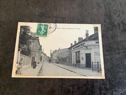 Carte Postale Gagny Rue Du Raincy - Gagny