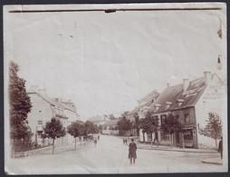 +++ Photo - ROCHEFORT - Café - 1903   // - Rochefort