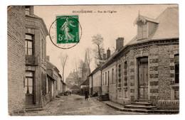 Beauquesne , Rue De L'église - Beauquesne