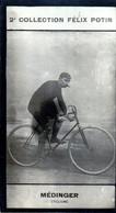MEDINGER COLLECTION  FELIX POTIN CYCLISME - Cycling
