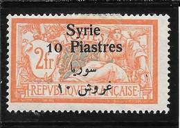 SYRIE N°141 * TB SANS DEFAUTS - Ongebruikt