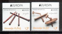 Slowenien / Slovenia / Slovenie 2014 Satz/set EUROPA ** - 2014