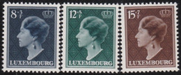 Luxembourg  .  Y&T   .  424 A/B/C    .   **  .   Neuf SANS Charnière    .   /  .   Postfrisch - Nuevos