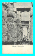 A942 / 827 Egypte KARNAK Colonnades - Sin Clasificación