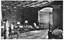 Château D'Oron Bibliothèque Plafond 1438 - VD Vaud