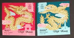 Vietnam Viet Nam MNH Imperf Stamps 2000 : New Year Of Dragon Zodiac (Ms820) - Viêt-Nam