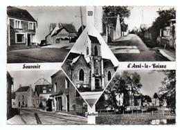 Carte Postale Moderne - 15 Cm X 10,5 Cm Non Circulé - Dép. 72 - ASSE Le BOISNE  - Multi Vues - Altri Comuni