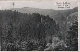 Inselsberg - Im Thüringer Wald - 1934 - Other