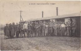 ARLON - AARLEN - 1919 - Camp De Schoppach - Cuisine - Militair - Arlon