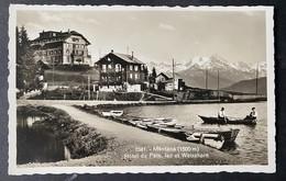 Montana Hotel Du Parc/ Weisshorn - VS Valais