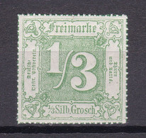 Thurn Und Taxis - 1866 - Michel Nr. 46 - Postfrisch - Thurn En Taxis