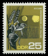 DDR 1968 Nr 1345 Postfrisch SB9853A - Ongebruikt