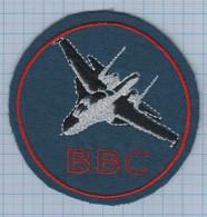RUSSIA / Patch Abzeichen Parche Ecusson / Air Force. Aviation. Fighter. Plane. - Escudos En Tela