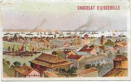 CHOCOLAT AIGUEBELLE...** LES GRANDS PORTS DU MONDE.** OKOAMA  ** - Aiguebelle