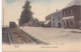 ARLON - AARLEN - 1905 - Arret Du Tram De Toernich - Nels Serie 31 No. 78 - Station Gare Statie - Arlon