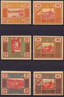 Österreich - Austria Neumarkt 3 Stück Notgeld  (12016 - Austria