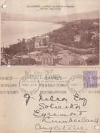 Cannes French Golf Polo Tennis 2x Antique 1920s Postcard S - Non Classificati