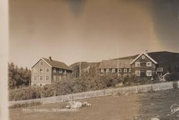 Ringebu Norway Fylkesskolen Old Photo - Norvegia