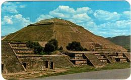 51az 1847 SAN JUAN TEOTIHUACAN - Mexico