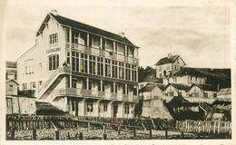 Photo Cpsm 14 VIERVILLE-SUR-MER. Café Eden Bellevue Maison Le Gallon 1940 - Otros Municipios