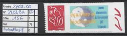 ANNEE 2005-06 . SPLENDIDE LOT TIMBRE  DE LUXE AUTOADHESIF, Neuf (**) N° 3802BA  Gomme D'origine. Côte 15.00 €. - Unused Stamps