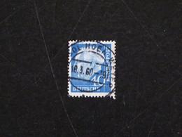ALLEMAGNE FEDERALE GERMANY DEUTSCHLAND RFA BRD YT 126 OBLITERE - PRESIDENT THEODOR HEUSS - Used Stamps
