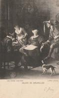 Belgique (5462) Bruxelles - Musée De Bruxelles - Jan Steen 1626-1679 - Loffre Galante - Musea