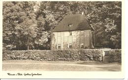 Allemagne Weimar Goethes GartenHaus - Wasungen