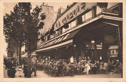 75 Paris La Coupole à Montparnasse Brasserie Dancing - Cafés, Hôtels, Restaurants