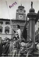 Toscana-arezzo Giostra Del Saracino Lancia D'oro Anni 50 (vedi Retro Scansione) - Arezzo