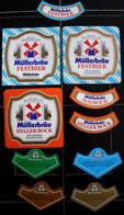 Bieretiketten Bieretikette Deutschland Pfaffenhofen Müller #ZT - Cerveza