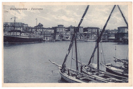 1931 CIVITAVECCHIA 20 PANORAMA     ROMA - Civitavecchia