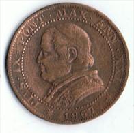 PIVS  IX    1867 - Vaticano