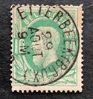 Leopold II OBP 30 - 10c Gestempeld  EC ETTERBEEK (BRUX) - 1869-1883 Leopold II.