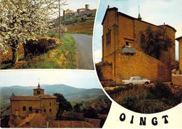 69 - Oingt - Multivues - Autres Communes